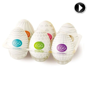 TENGA EGG PACK DE 6