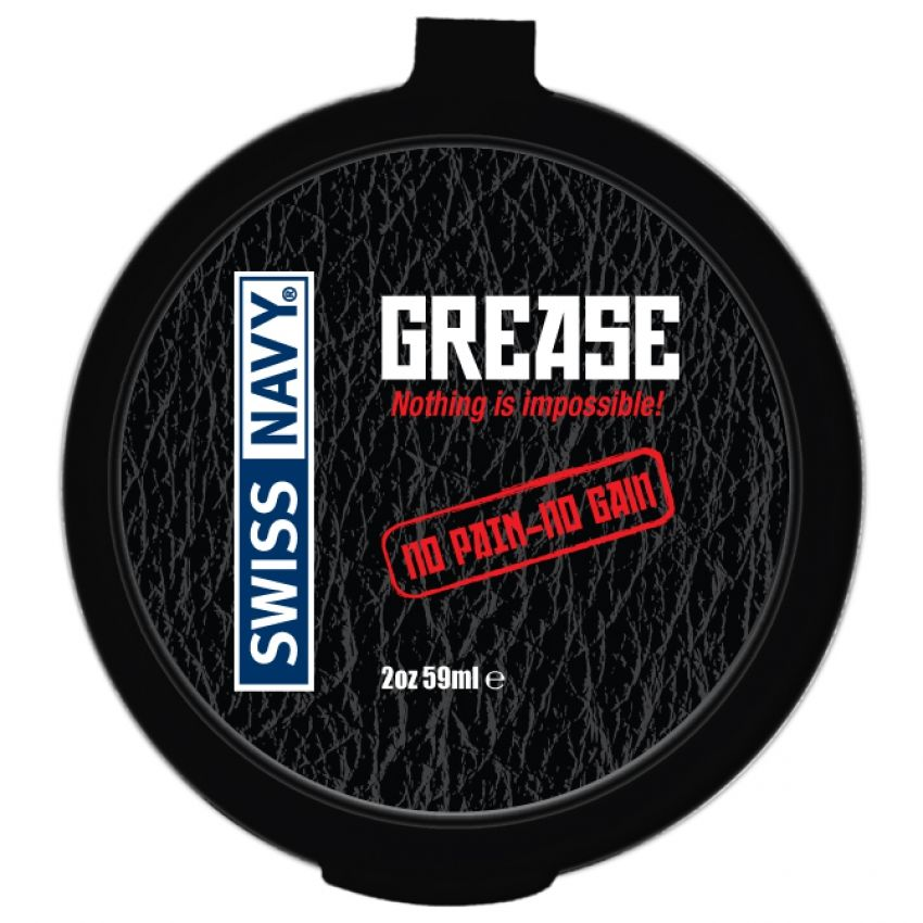 Grease Anal Play 59ml - Swiss Navy