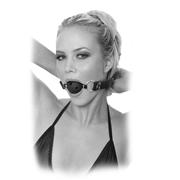 BREATHABLE BALL GAG - AS CINQUENTA SOMBRAS DE GREY