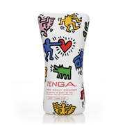 MASTURBADOR - TENGA SOFT TUBE CUP BY KEITH HARING